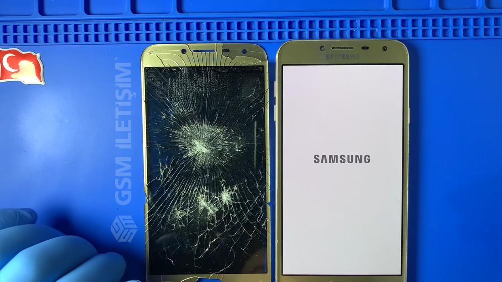 Samsung Galaxy J4 Plus Ekran Değişimi, Tamiri