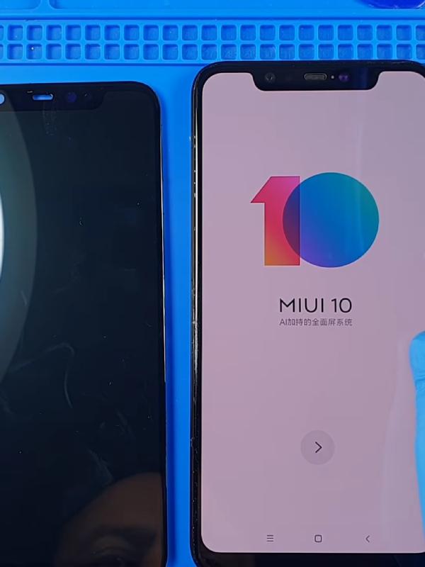 Xiaomi Mi 8 ekran değişimi nasıl yapılır