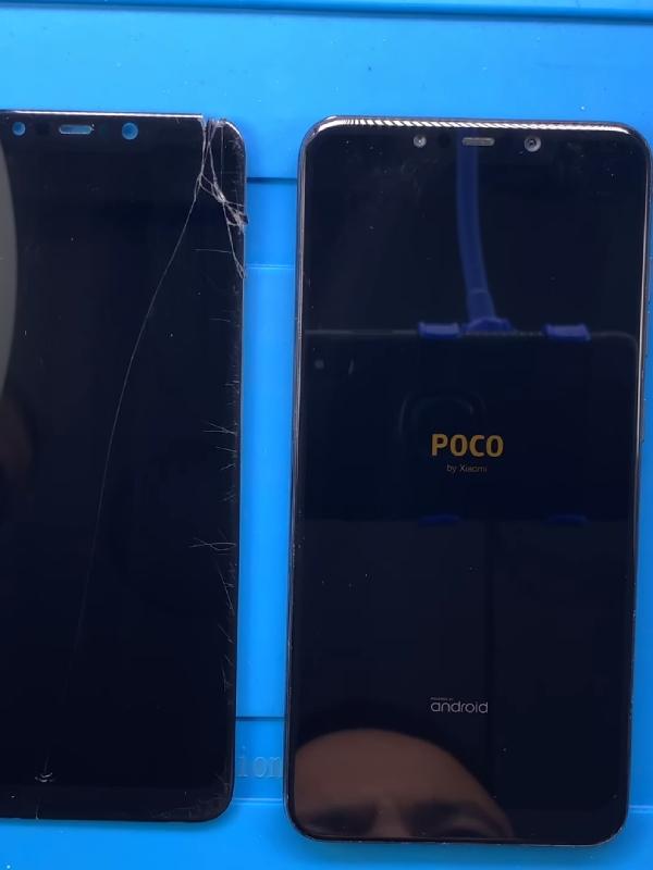 Xiaomi Pocophone F1 ekran değişimi teknik servisi