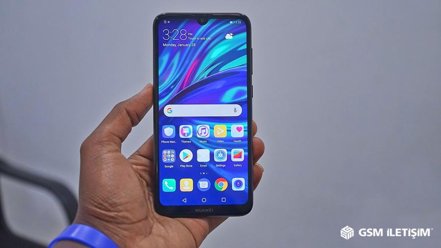 Huawei Y7 PRİME Ekran Değişimi - GSM İletişim
