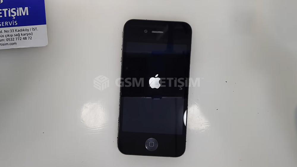 iPhone 4 Arka Kapak Değişimi