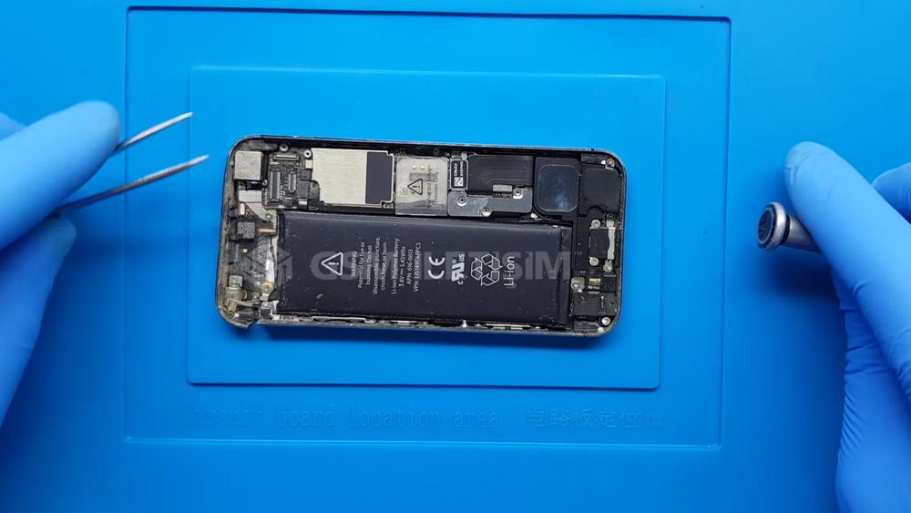 iPhone 5s Arka Kapak Değişimi, Tamiri, Teknik Servisi