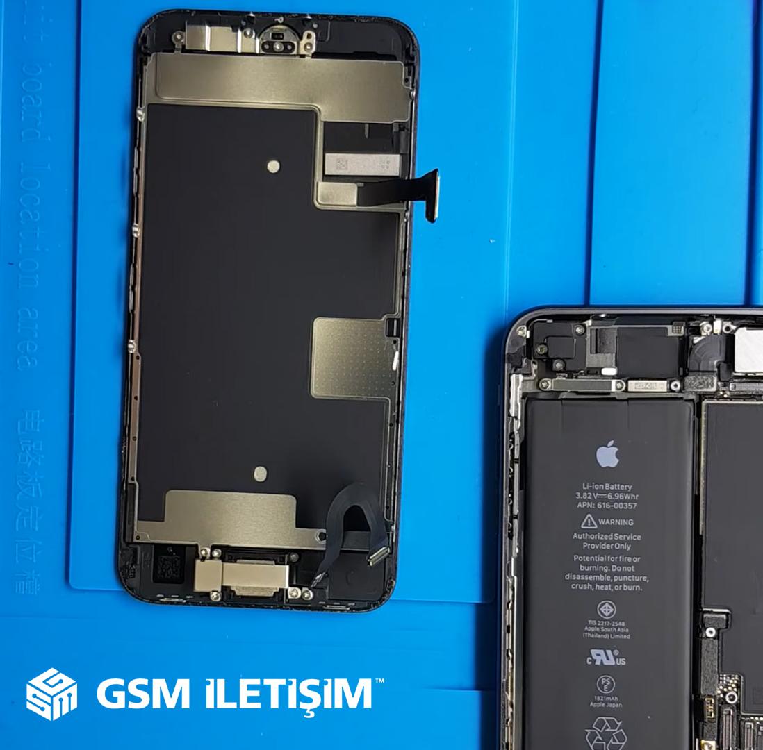 iPhone 8 Kasa Değişimi