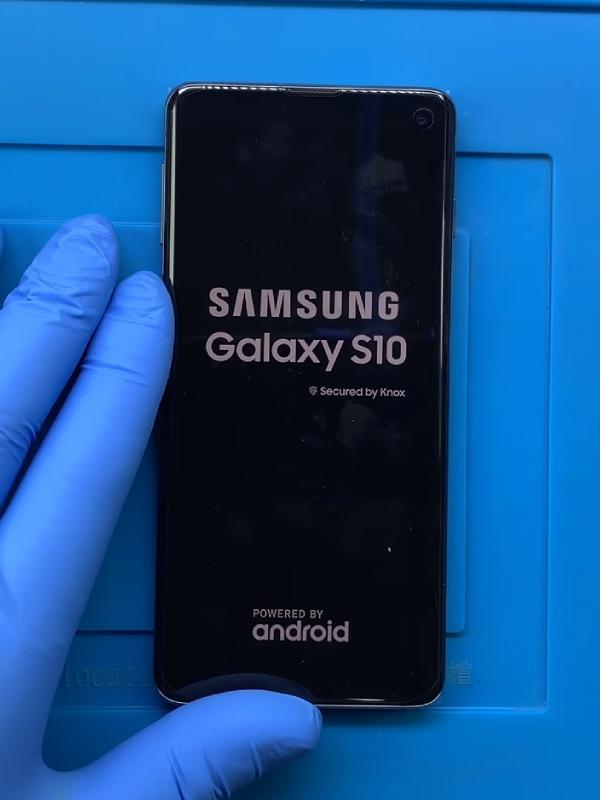 Samsung Galaxy S10 ekran değişimi nasıl yapılır