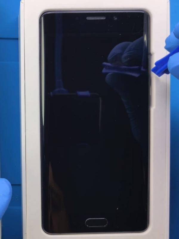 Xiaomi Mi Note 2 ekran değişimi nasıl yapılır