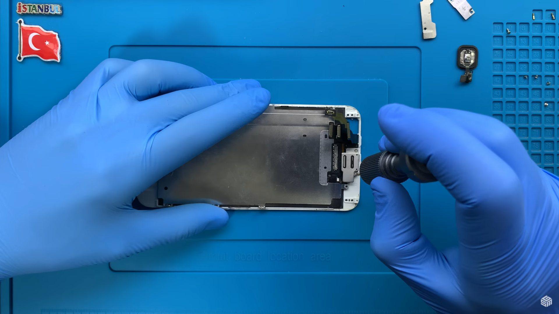 iPhone 6 ahizeden ses gelmiyor